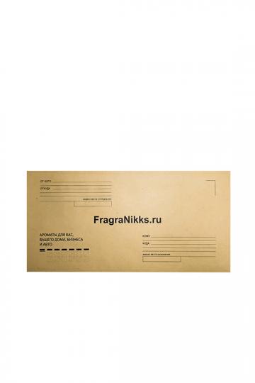 Конверт фирменный из крафт бумаги E65, 10 шт.